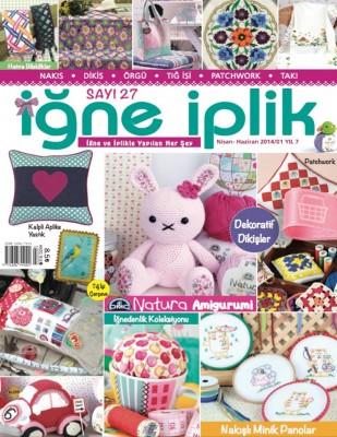 TUVA - İğne İplik Dergisi - Sayı 27