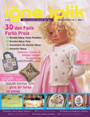TUVA - İğne İplik Dergisi - Sayı 4