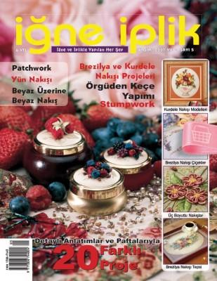 TUVA - İğne İplik Dergisi - Sayı 5
