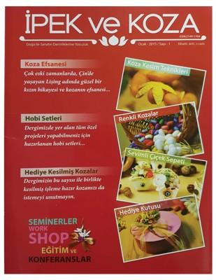 DİLEM YAYINLARI - İpek ve Koza - 2015 / 01 - Sayı 1