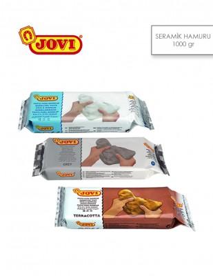 - Jovi Seramik Hamuru - Kil - 1000 Gr