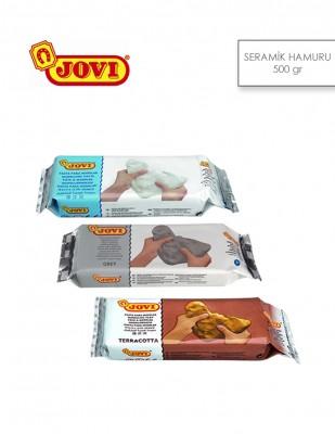 - Jovi Seramik Hamuru - Kil - 500 Gr