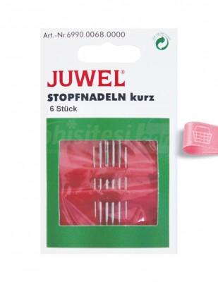 JUWEL - Juwel Kurdele Nakışı İğnesi - 6 İğne