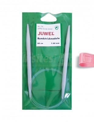 JUWEL - Juwel Misinalı Örgü Şiş - 80 cm - No 7