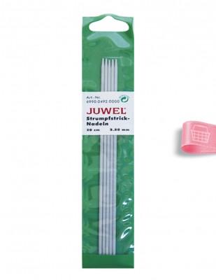 JUWEL - Juwel Şiş - 20 cm - 5 Adet - No 2,5