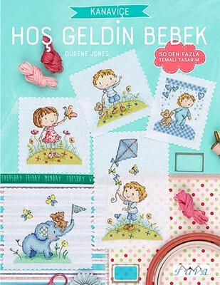 TUVA - Kanaviçe Hoş Geldin Bebek Dergisi
