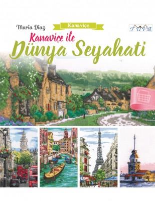 TUVA - Kanaviçe İle Dünya Seyahati Dergisi