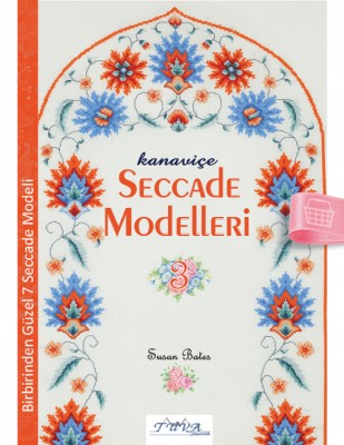 TUVA - Kanaviçe Seccade Modelleri Dergisi