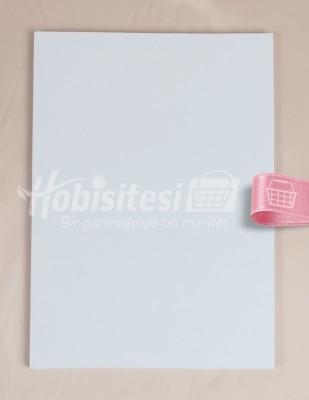 KARIN - Karin Ebru Kağıdı - 35 x 50 cm - Beyaz - 100 Adet