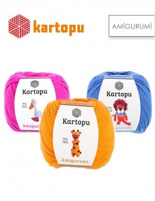 KARTOPU - Kartopu Amigurumi El Örgü İplikleri