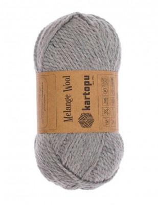 KARTOPU - Kartopu Melange Wool El Örgü İplikleri