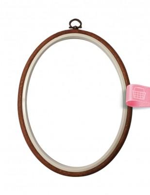 NURGE - Nurge Kasnak Pano Çerçeve - Oval - 20 x 25,5 cm