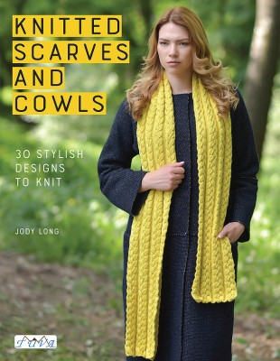 TUVA - Knitted Scarves and Cowls