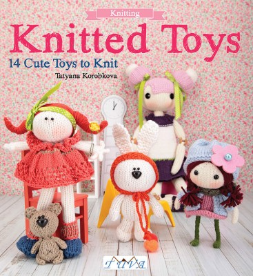 TUVA - Knitted Toys