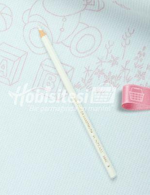 Koh-i Noor Tekstil Kalemi - Beyaz
