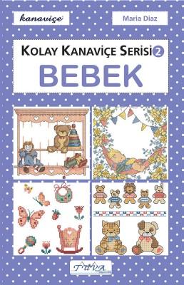 TUVA - Kolay Kanaviçe Serisi 2: Bebek