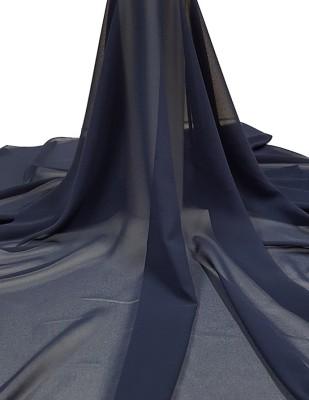 - Krep Şifon Kumaş - En 150 cm - Lacivert