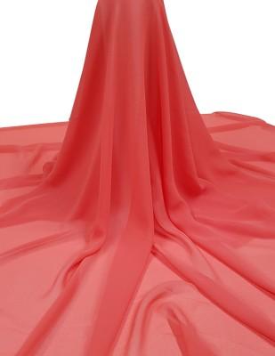 - Krep Şifon Kumaş - En 150 cm - Nar Çiçeği