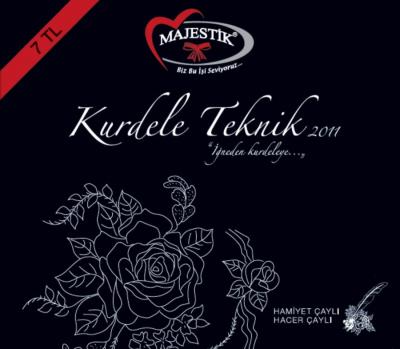 - Majestik Kurdele Teknik Kitabı