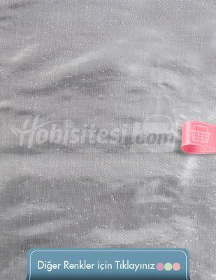 Lame Süslemelik Kumaş - En 200 cm