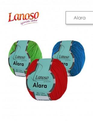 LANOSO - Lanoso Alara El Örgü İplikleri