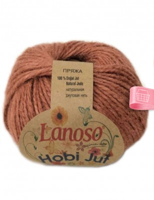 LANOSO - Lanoso Jüt İp - Renk 936 - 100 gr / 80 m