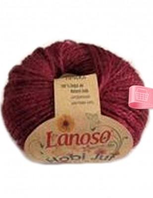 LANOSO - Lanoso Jüt İp - Renk 957 - 100 gr / 80 m