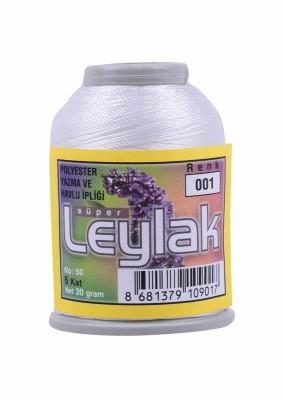 LEYLAK - Leylak Polyester Dantel İplikleri - 6 Katlı - 20 Gr (1)