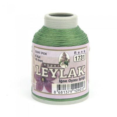 LEYLAK - Leylak Suni İpek - İğne Oyası İplikleri - 20 gr - 4 Kat (1)