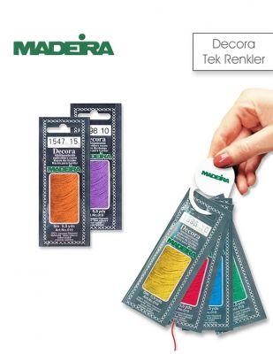 Madeira Decora El Nakış İplikleri - 019