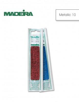 MADEIRA - Madeira El Nakış Simi - Metallic 10