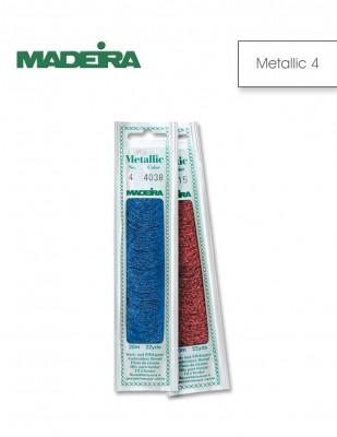 MADEIRA - Madeira El Nakış Simi - Metallic 4