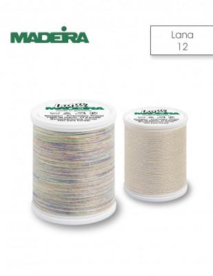 MADEIRA - Madeira Lana El Nakış İplikleri - No 12 - 200 m