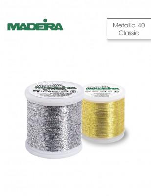 MADEIRA - Madeira Makina Nakış Simi - Metallic 40 Classic - 200 metre