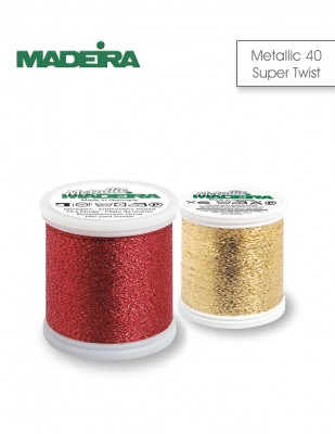 MADEIRA - Madeira Makina Nakış Simi - Metallic 40 Super Twist - 200 m