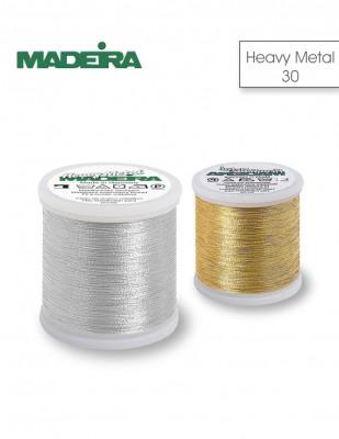 MADEIRA - Madeira Makina Nakış Simi - Heavy Metal 30 - 200 m