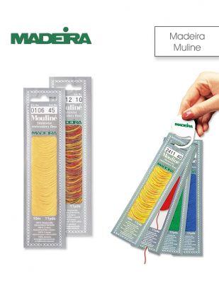Madeira Muline El Nakış İplikleri - 10 m