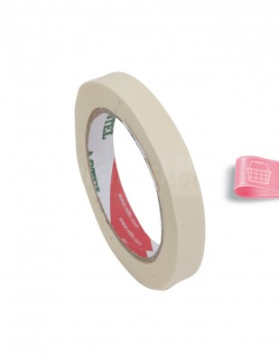 - Maskeleme Bantı - Kağıt Band - 1,5 cm
