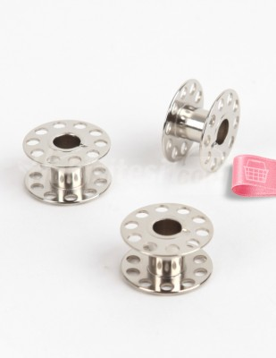 - Metal Delikli Masura, Geniş - 3 Adet / Paket