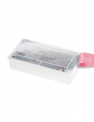 MILWARD - Milward Plastik Saklama Kabı -18 x 9,5 3,8 cm