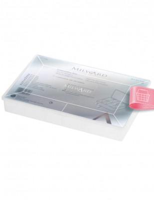 MILWARD - Milward Plastik Saklama Kabı - 28 x 18 x 4 cm