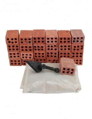 - Minyatür Tuğla Seti - 25 Adet - KCG53T
