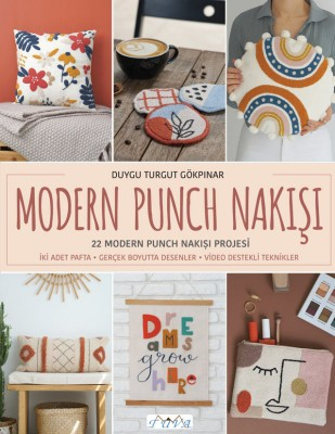 TUVA - Modern Punch Nakışı