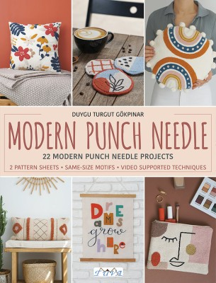 TUVA - Modern Punch Needle
