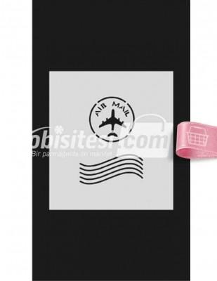 MOOD - Mood Stencil - Yapışkanlı - 9 x 16 cm - S065