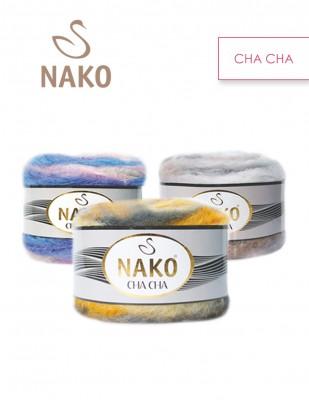 NAKO - Nako Cha Cha El Örgü İplikleri