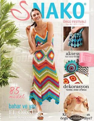NAKO - Nako Dergi - Örgü Festivali - Sayı 28