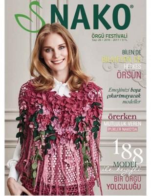 NAKO - Nako Dergi - Örgü Festivali - Sayı 26