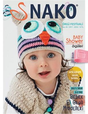 NAKO - Nako Dergi - Örgü Festivali - 29. Sayı