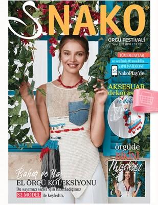 NAKO - Nako Dergi - Örgü Festivali - 31. Sayı